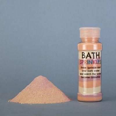 Picture of Orange Bath Sprinkles