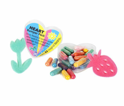 Picture of Heart Bumper Packs
